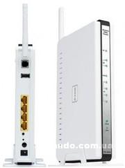 Беспроводной маршрутизатор D-Link DSL-2650U/BRU/D