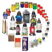 Свечи в стекле от производителя