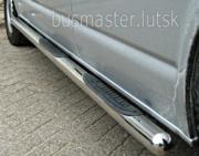 Volkswagen Т4 бокова подножка труба на коротку базу