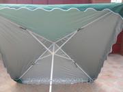 Торговый зонт 2, 5x2, 5м без клапана