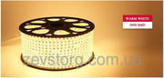 Светодиодная лента ULS-5050-60LED/m теплый белый
