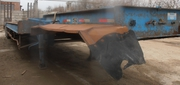 Продаем колесный полуприцеп-платформу THT 9743TD, г/п 60 тонн, 2008 г.в.