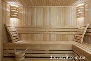 Вагонка дерев'яна липа