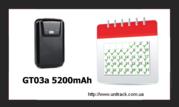 Автономный GPS трекер SMART GT03a (Влагостойкий,  на 5 магнитах,  5200mA