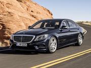 Кузовные детали Mercedes S-Class