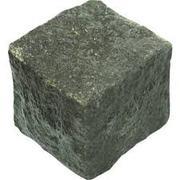 Бруківка гранітна колота габро