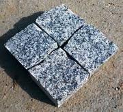 Бруківка гранітна колота покостівка