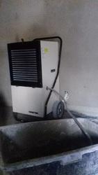 Осушувач повітря,  осушення приміщень
