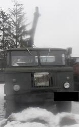 Продаем бурильную установку БМ-302Б на шасси ГАЗ 66-02,  1983 г.в.