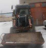 Продаем колесный экскаватор-погрузчик ЭО-2625,  МТЗ 80,  1992 г.в.