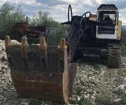 Продаем гусеничный экскаватор ВПМ ЛП-19В,  0,  75 м3,  1995 г.в.
