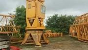 Продаем башенный кран LIEBHERR 290HC,  12 тонн,  2003 г.в.